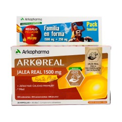 Comprar Arkoreal Jalea Pack Familiar 2X20 Ampollas