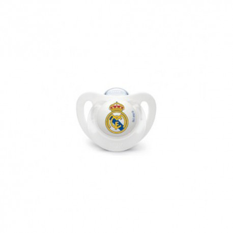 Nuk Chupete Real Madrid 0-6m