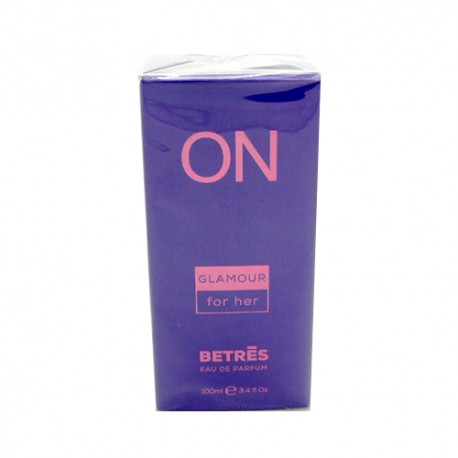Betres ON Perfume Glamour para Ella 100ml