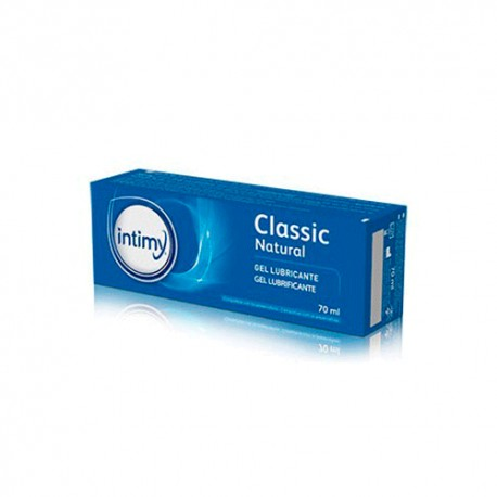 Intimy Classic Natural Gel Lubricante 70ml