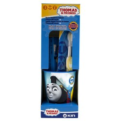 Comprar Kin Thomas and Friends pack Pasta dentífrica + Cepillo + Regalo