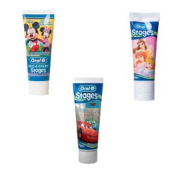 Comprar Oral B Stages Pasta Dental Infantil Disney 75ml.
