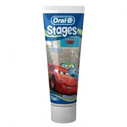 Comprar Oral B Pasta Dental Infantil Stages Disney 75ml.