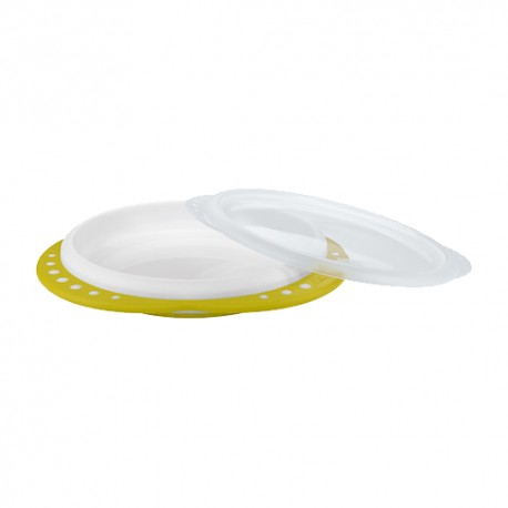 Nuk Plato Easy Learning con Tapa