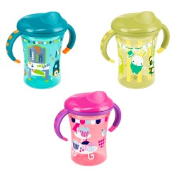 TAZA NUK MINI CUP EASY LEARNING