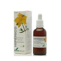 Soria Natural Hipérico Extracto Natural 50 ml
