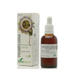 Soria Natural Pasiflora Extracto Natural 50 ml