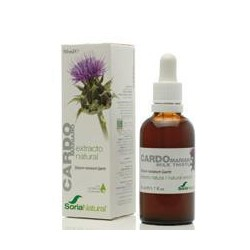 Soria Natural Cardo Mariano Extracto Natural 50ml