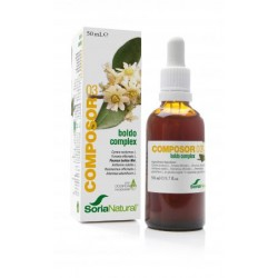 Soria Natural Composor 3 Boldo Complex 30 ml