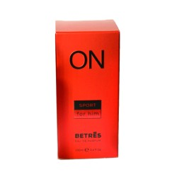 Comprar Betres ON Perfume Sport para Él 100ml