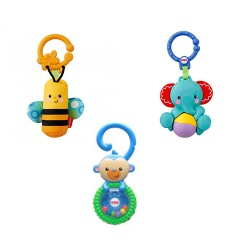 Fisher-Price Sonajero Zoo +0m