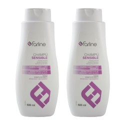 Farline Champú Sensible Duplo 2x500ml