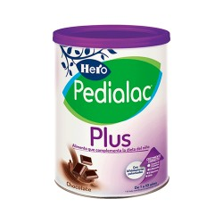 Comprar Hero Baby Pedialac Plus Chocolate 400g
