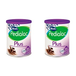 Comprar Hero Baby Pedialac Plus Chocolate 2x400g