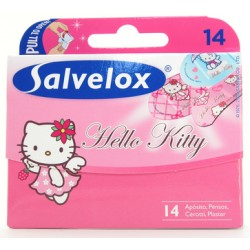 Comprar Salvelox Hello Kitty 14 Apósitos Surtidos