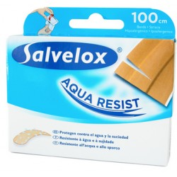 Salvelox Aqua Resist 1 Tira Recortable 1m x 6cm