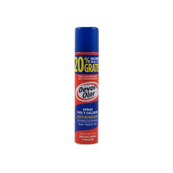 Comprar Devor-Olor Spray Pies y Calzado 180ml