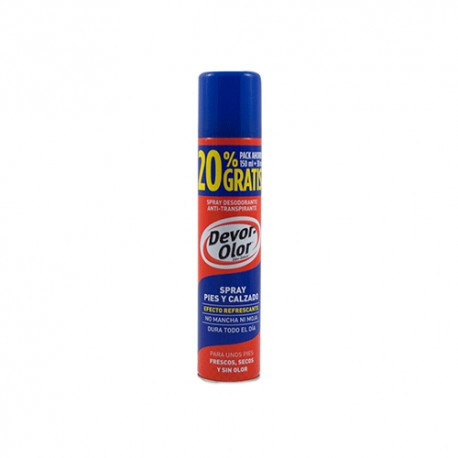 Devor-Olor Spray Pies y Calzado 180ml