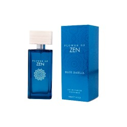 Perseida Perfume Flower of ZEN Blue Dahlia