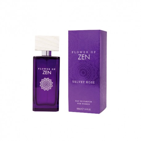Perseida Perfume Flower of ZEN Velvet Rose