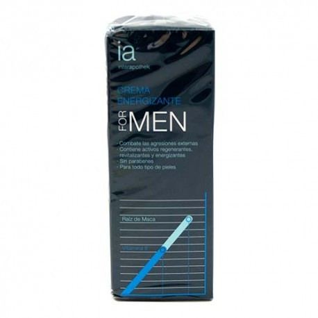 Interapothek Crema Energizante For Men 50ml