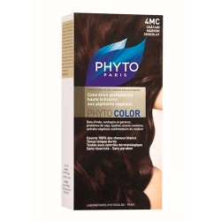 Comprar Phyto Color 4 Mc Castaño Marrón Chocolate
