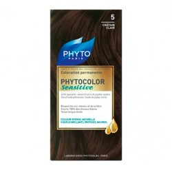 PHYTOCOLOR Sensitive 5 Castaño Claro