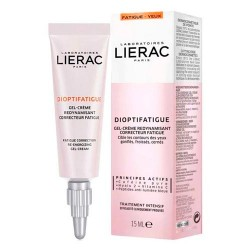 Lierac Dioptifatigue Gel-crema Corrección Fatiga 15ml