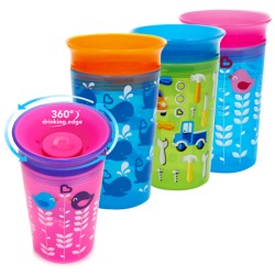 Comprar Munchkin Taza Antigoteo Miracle 360 260ml Decorado