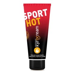 Kyrocream Crema Sport Efecto calor 120ml