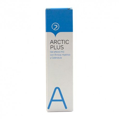 Arctic Plus Gel Efecto Frío 60ml
