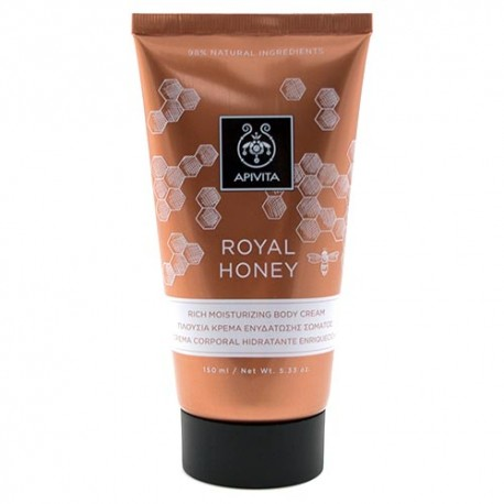 Apivita Crema Hidratante Royal Honey 150ml