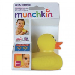 Munchkin Patito Termosensible White Hot Baño +0m