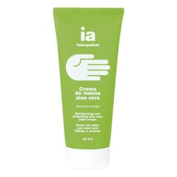 Interapothek Crema De Manos Aloe 100 Ml