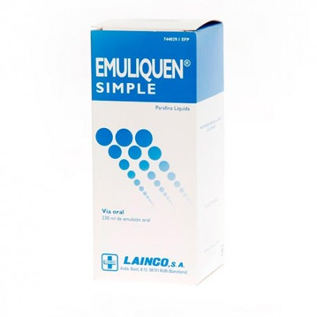 Emuliquen Simple 478.2mg/ml Emulsión Oral 230ml