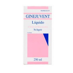 Comprar Ginejuvent 10mg/ml Solución Vaginal 250ml
