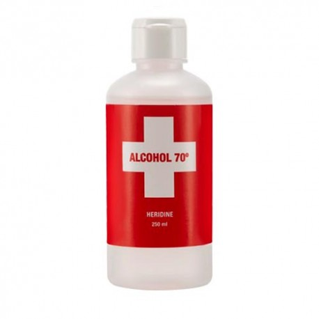 Interapothek Alcohol 70º 250 Ml