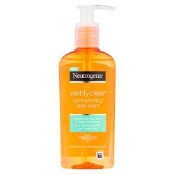 Neutrogena Visibly Clear Spot Gel Limpiador 200ml