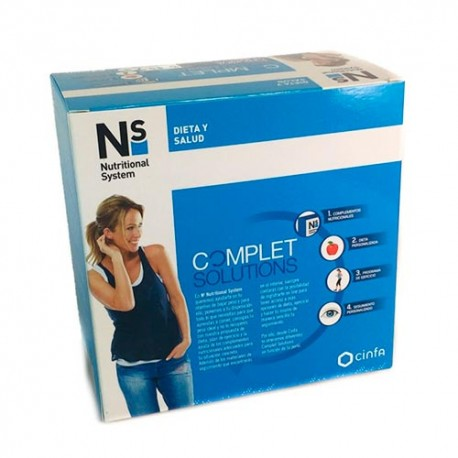 NS Complet Solution Peso Ideal Choque