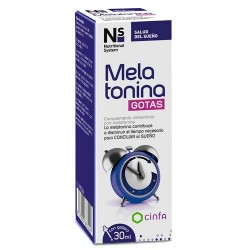 Comprar NS Melatonina Gotas 30ml