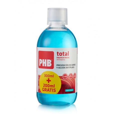 PHB Total Colutorio 500ml