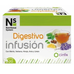 NS Infusion Digestiva 20 Sobres