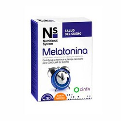 NS Melatonina 30 Comprimidos