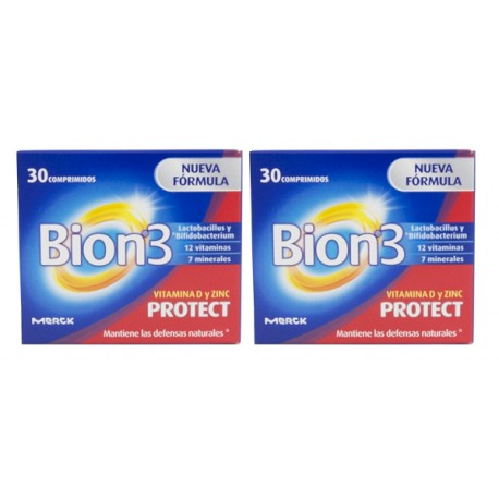 Bion Protect 2 x 30 comprimidos