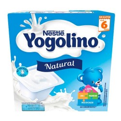 Nestle Yogolino Natural 4 Unidades