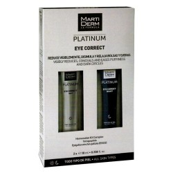 Martiderm Platinium Eye Correct Day & Night