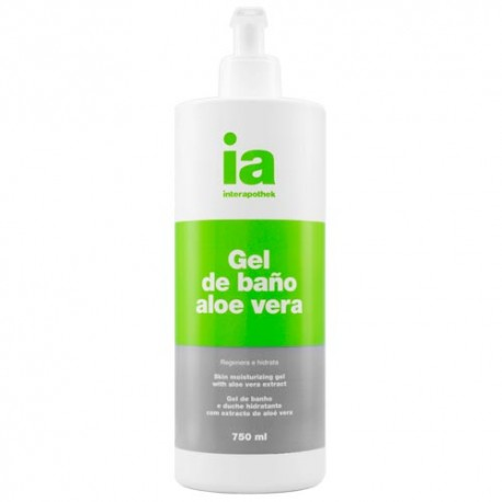 Interapothek Gel Aloe Vera 750Ml Dosific