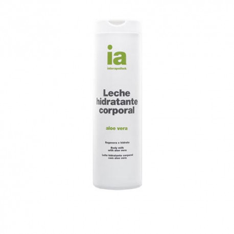 Interapothek Leche Corporal Aloe 200 Ml