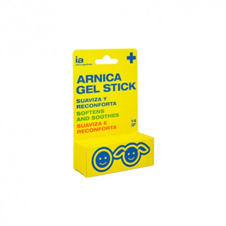 Interapothek Árnica Gel Stick 14 gr