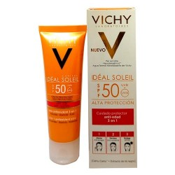 Comprar Vichy Ideal Soleil Antiedad SPF50 50ml